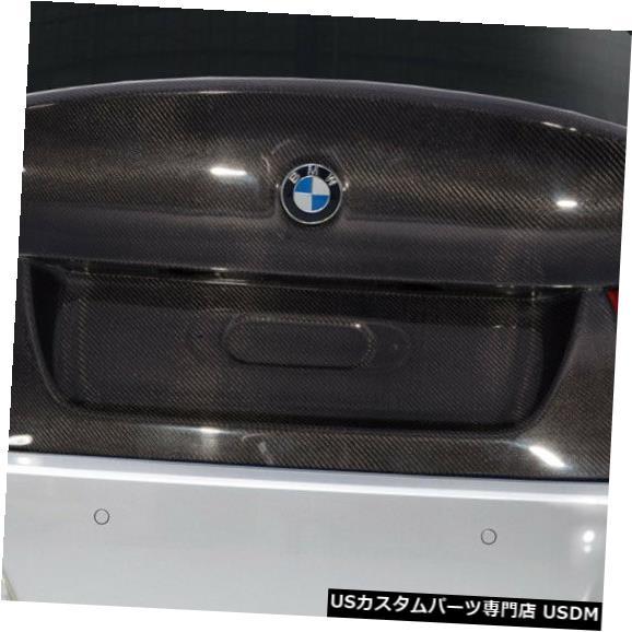 Trunk 09-11 BMW 3シリーズCSLカーボンファイバークリエーションズボディキット-トランク/ハット h !!! 114201 09-11 BMW 3 Series CSL Carbon Fiber Creations Body Kit-Trunk/Hatch!!! 114201