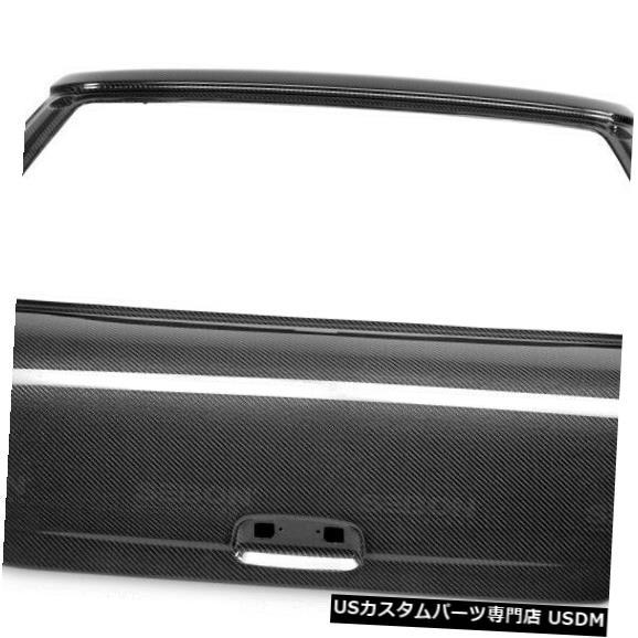 Trunk 02-07スバルインプレッサセイボンカーボンファイバーボディキット-トランク/ Hatc h TL0205SBIMPHBに適合 02-07 Fits Subaru Impreza Seibon Carbon Fiber Body Kit-Trunk/Hatch TL0205SBIMPHB