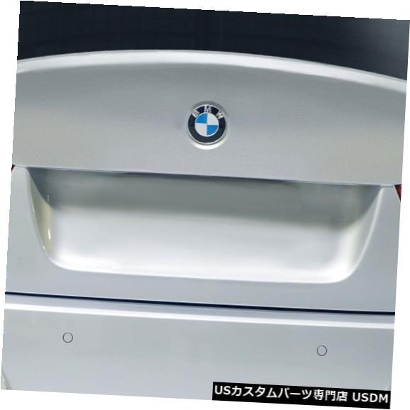 Trunk 09-11 BMW 3シリーズ4DR CSLルックDuraflexボディキット-トランク/帽子 h !!! 114202 09-11 BMW 3 Series 4DR CSL Look Duraflex Body Kit-Trunk/Hatch!!! 114202