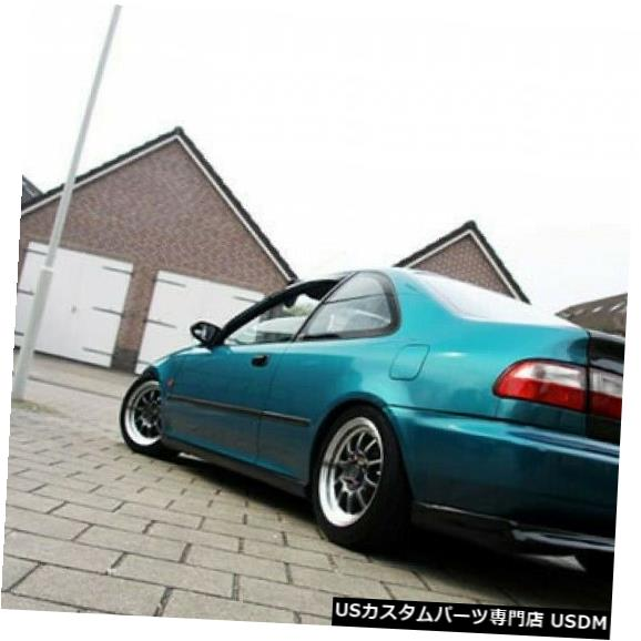 Trunk 92-95ホンダシビック2dr OEセイボンカーボンファイバーボディキット-トランク/ Hatc h !! TL9295HDCV2D 92-95 Honda Civic 2dr OE Seibon Carbon Fiber Body Kit-Trunk/Hatch!! TL9295HDCV2D