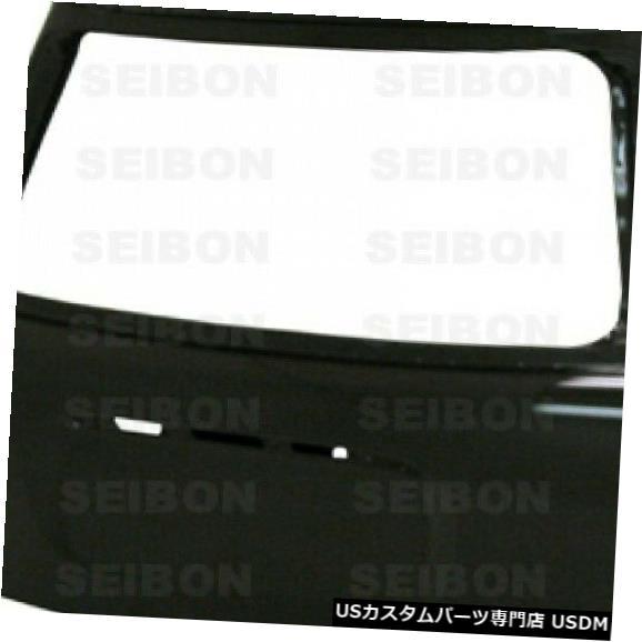 Trunk 02-06ミニクーパーOEスタイルセイボンカーボンファイバーボディキット-トランク/ハット h! TL0204BMWMC 02-06 Mini Cooper OE-Style Seibon Carbon Fiber Body Kit-Trunk/Hatch! TL0204BMWMC