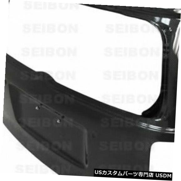Trunk 08-15適合Scion XB OE Seibonカーボンファイバーボディキット-トランク/ Hatc h !!! TL0809SCNXB 08-15 Fits Scion XB OE Seibon Carbon Fiber Body Kit-Trunk/Hatch!!! TL0809SCNXB