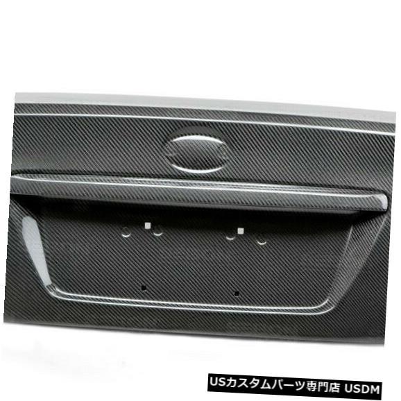 Trunk 15-19スバルWRX OEセイボンカーボンファイバーボディキットに適合-トランク/帽子 h !!! TL15SBIMP 15-19 Fits Subaru WRX OE Seibon Carbon Fiber Body Kit-Trunk/Hatch!!! TL15SBIMP