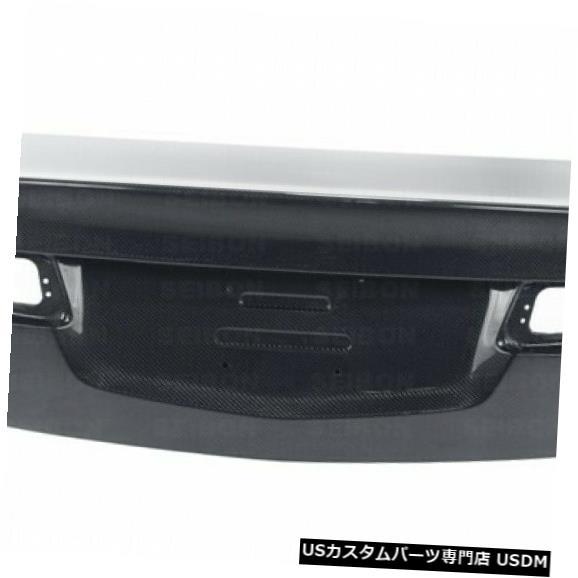 Trunk 09-10アキュラTSX OEスタイルセイボンカーボンファイバーボディキット-トランク/帽子 h !!! TL0910ACTSX 09-10 Acura TSX OE-Style Seibon Carbon Fiber Body Kit-Trunk/Hatch!!! TL0910ACTSX