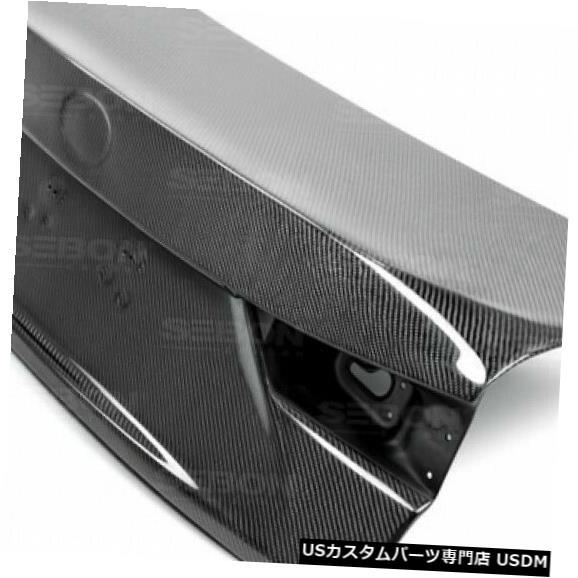 Trunk 14-19レクサスIS OEスタイルセイボンカーボンファイバーボディキット-トランク/帽子 h !!! TL14LXIS 14-19 Lexus IS OE-Style Seibon Carbon Fiber Body Kit-Trunk/Hatch!!! TL14LXIS