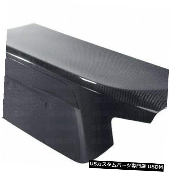 Trunk 13-19適合Scion FRS OE Seibonカーボンファイバーボディキット-トランク/帽子 h !!! TL1213SCNFRS 13-19 Fits Scion FRS OE Seibon Carbon Fiber Body Kit-Trunk/Hatch!!! TL1213SCNFRS