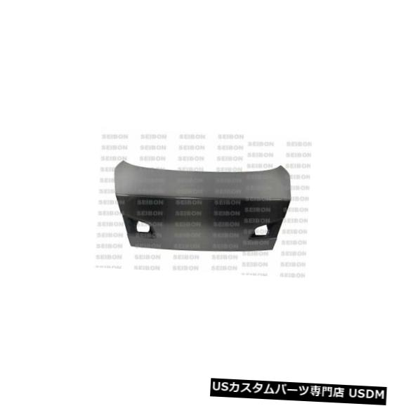 Trunk 03-04インフィニティGセダンセイボンカーボンファイバーボディキットトランクTL0305INFG354Dに適合 03-04 Fits Infiniti G Sedan Seibon Carbon Fiber Body Kit-Trunk TL0305INFG354D