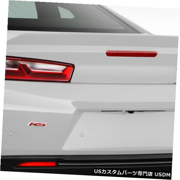 Trunk 16-18シボレーカマロAC-1デュラフレックスボディキット-トランク/帽子 h !!! 114406 16-18 Chevrolet Camaro AC-1 Duraflex Body Kit-Trunk/Hatch!!! 114406