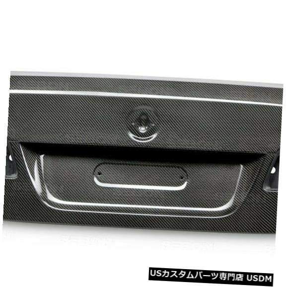 Trunk 11-16 BMW 5シリーズOEセイボンカーボンファイバーボディキット-トランク/ハット h !!! TL1012BMWF10 11-16 BMW 5 Series OE Seibon Carbon Fiber Body Kit-Trunk/Hatch!!! TL1012BMWF10