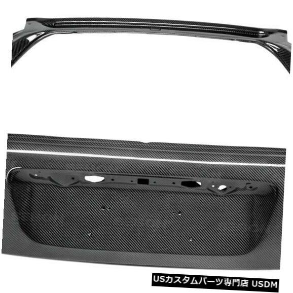 Trunk 02-05ホンダシビックOEセイボンカーボンファイバーボディキット-トランク/ハット h !!! TL0204HDCVHBJ 02-05 Honda Civic OE Seibon Carbon Fiber Body Kit-Trunk/Hatch!!! TL0204HDCVHBJ