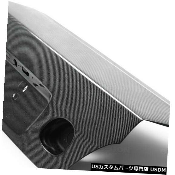 Trunk 98-05レクサスGS OEスタイルセイボンカーボンファイバーボディキット-トランク/ハット h !! TL9804LXGS-OE 98-05 Lexus GS OE-Style Seibon Carbon Fiber Body Kit-Trunk/Hatch!! TL9804LXGS-OE