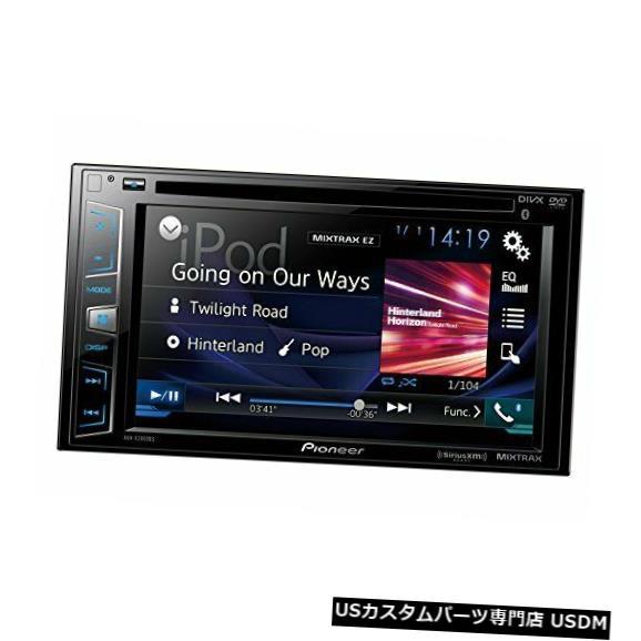 車用品 バイク用品 >> カーナビ カーエレクトロニクス その他 In-Dash パイオニアAVH-X2800BSインダッシュDVDレシーバー 6.2インチディスプレイ Display ※アウトレット品 Bluetooth Pioneer AVH-X2800BS 6.2