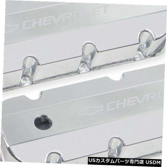 エンジンカバー エンジンバルブカバーセット-VIN:W、CARB Holley 241-280 Engine Valve Cover Set-VIN: W, CARB Holley 241-280
