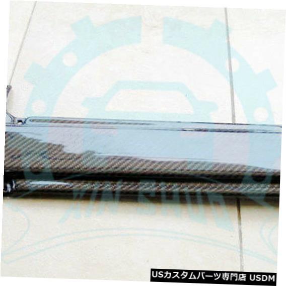 エンジンカバー 三菱ランサーEVO 5 6 7 8カーボンファイバー用エンジンスパークプラグカバー Engine Spark Plug Cover For Mitsubishi Lancer EVO 5 6 7 8 Carbon Fiber