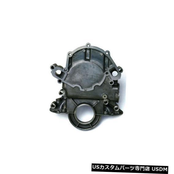 エンジンカバー エンジンタイミングカバー-VIN:D Edelbrock 4250 Engine Timing Cover-VIN: D Edelbrock 4250
