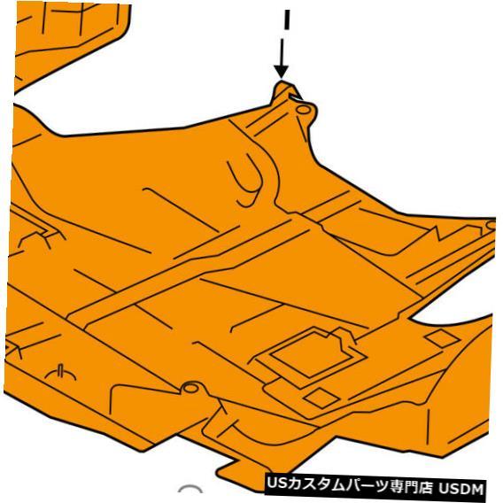 ラジエーターカバー SUBARU OEM 12-15 Impreza Splash Shield-Under Engine / Radiato r Cover 56410AG370 SUBARU OEM 12-15 Impreza Splash Shield-Under Engine/Radiator Cover 56410AG370