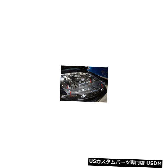 <title>車用品 バイク用品 >> パーツ 駆動系パーツ その他 ラジエーターカバー マスタング穴あきラジエーターカバー-2011-2012 Mustang Perforated Radiator Cover - 2011-2012 超激安</title>