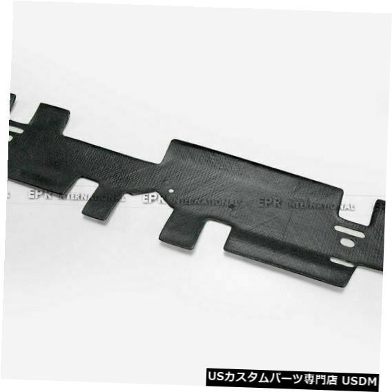 ラジエーターカバー スバルインプレッサ02-05カーボンファイバーOE冷却パネルラジエーターカバー用 For Subaru Impreza 02-05 Carbon Fiber OE Cooling Panel Radiator Cover