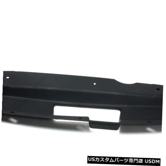 ラジエーターカバー フロントラジエーターサポートカバーテクスチャグリルは13-15セントラNI1224101に適合 Front Radiator Support Cover Textured Grille Fits 13-15 Sentra NI1224101