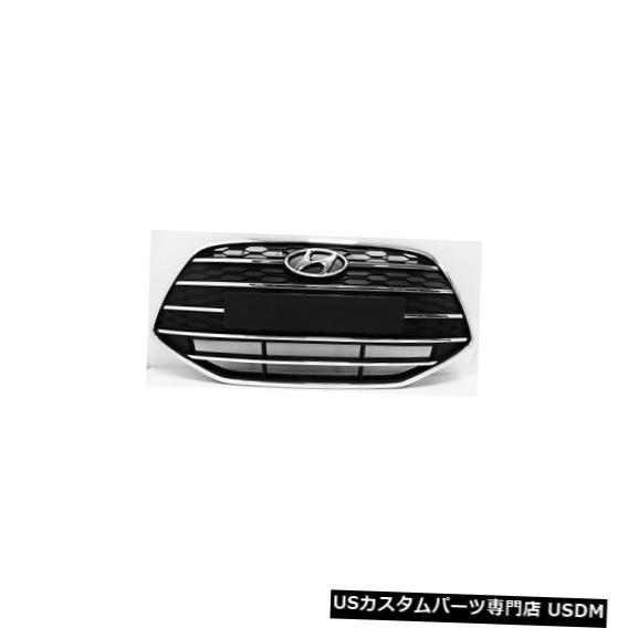 ラジエーターカバー Grille Hyundai IX20 Facelift 2015-2019 Radiator Cover New & Original