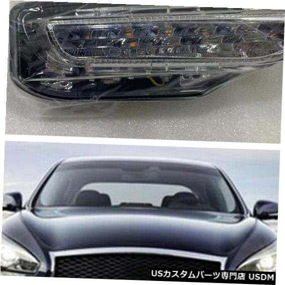 車用品 バイク用品 >> パーツ ライト ランプ ウインカー サイドマーカー Turn Signal Lamp 2015 Q70Lの右の乗客ターンシグナルライトランプ Q70L Right 19 卓抜 For INFINITI Passenger 開店記念セール 2017 2018 2016 Light