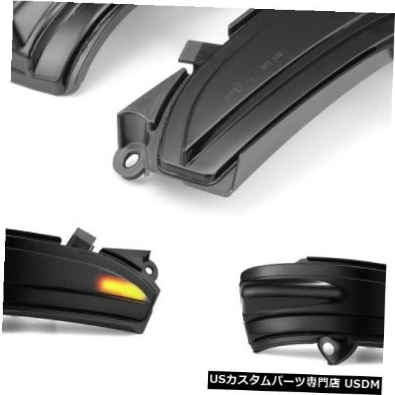 車用品 倉庫 ショップ バイク用品 >> パーツ ライト ランプ ウインカー サイドマーカー Turn Signal Lamp フォードフュージョンモンデオ2013-2018 Light For 4の車LEDダイナミックターンライトミラーランプ 2013-2018 Mondeo LED Car Mirror 4 Dynamic Fusion Ford