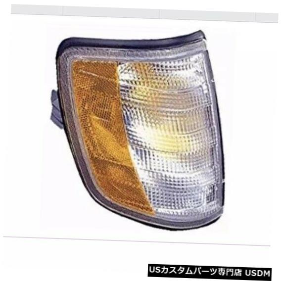 Turn Signal Lamp 本物のメルセデスベンツシグナルランプ124-826-12-43 Genuine Mercedes-Benz Signal Lamp 124-826-12-43