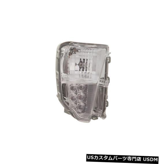 Turn Signal Lamp 信号ランプレンズ/ハウジングフロントドライバー側、昼間走行時Lmp 116-60240 Signal Lamp Lens/Housing Front Driver Side, With daytime Running Lmp 116-60240