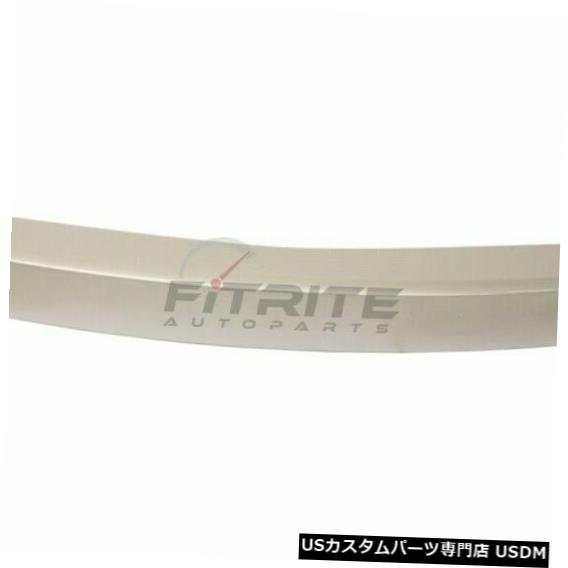 Front Bumper Cover 2007-2010 JEEP PATRIOT CH1044106の新しいフロントバンパーカバー成形 NEW FRONT BUMPER COVER MOLDING FOR 2007-2010 JEEP PATRIOT CH1044106