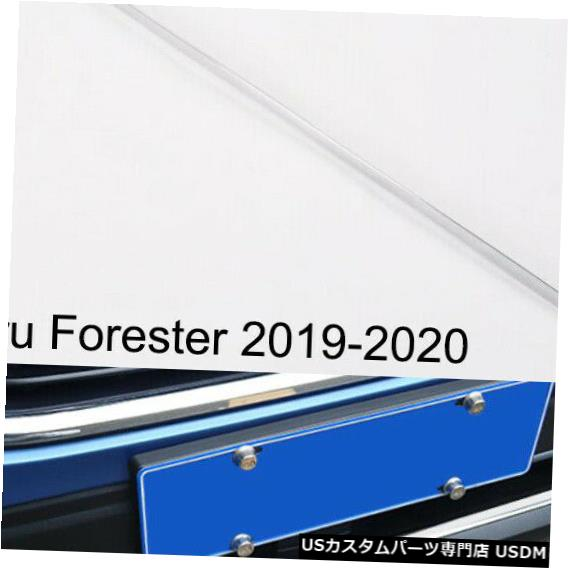 Front Bumper Cover フロントボトムバンパープロテクターカバー成形トリムスバルフォレスター2019-2020 Front Bottom Bumper Protector Cover Molding Trim For Subaru Forester 2019-2020