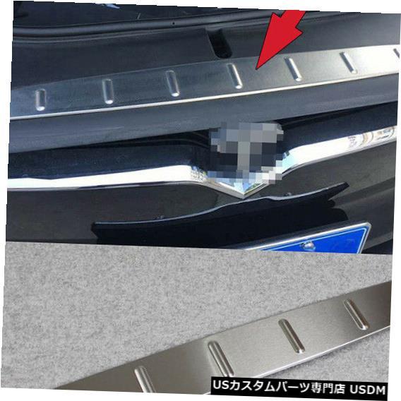 車用品 バイク用品 売れ筋ランキング >> パーツ 外装 エアロパーツ フロントスポイラー Front Bumper Cover ステンレススチールフロントバンパープロテクションカバートリムフィットテスラモデルX Model Fit 2016 定番から日本未入荷 Stainless Steel 2017 Tesla Protection X Trim