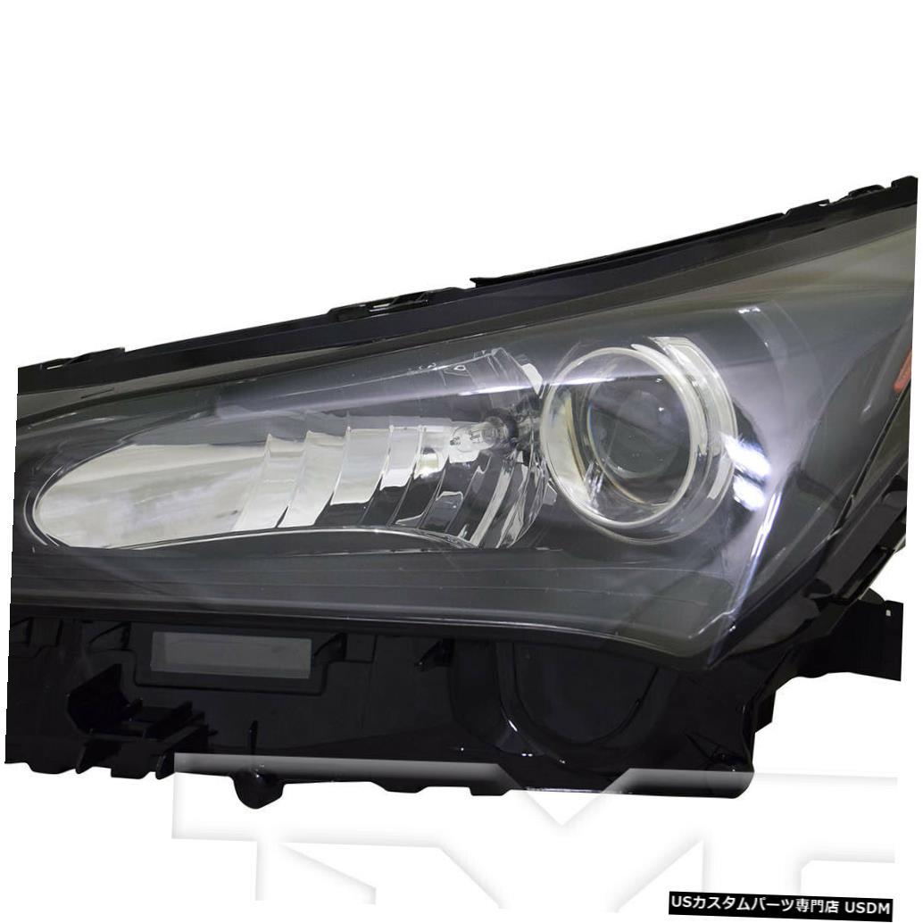 ヘッドライト 15-17レクサスNX200t / 300h標準左ドライバーヘッドライトヘッドランプNSF 15-17 Lexus NX200t/300h Standard Left Driver Headlight Headlamp NSF