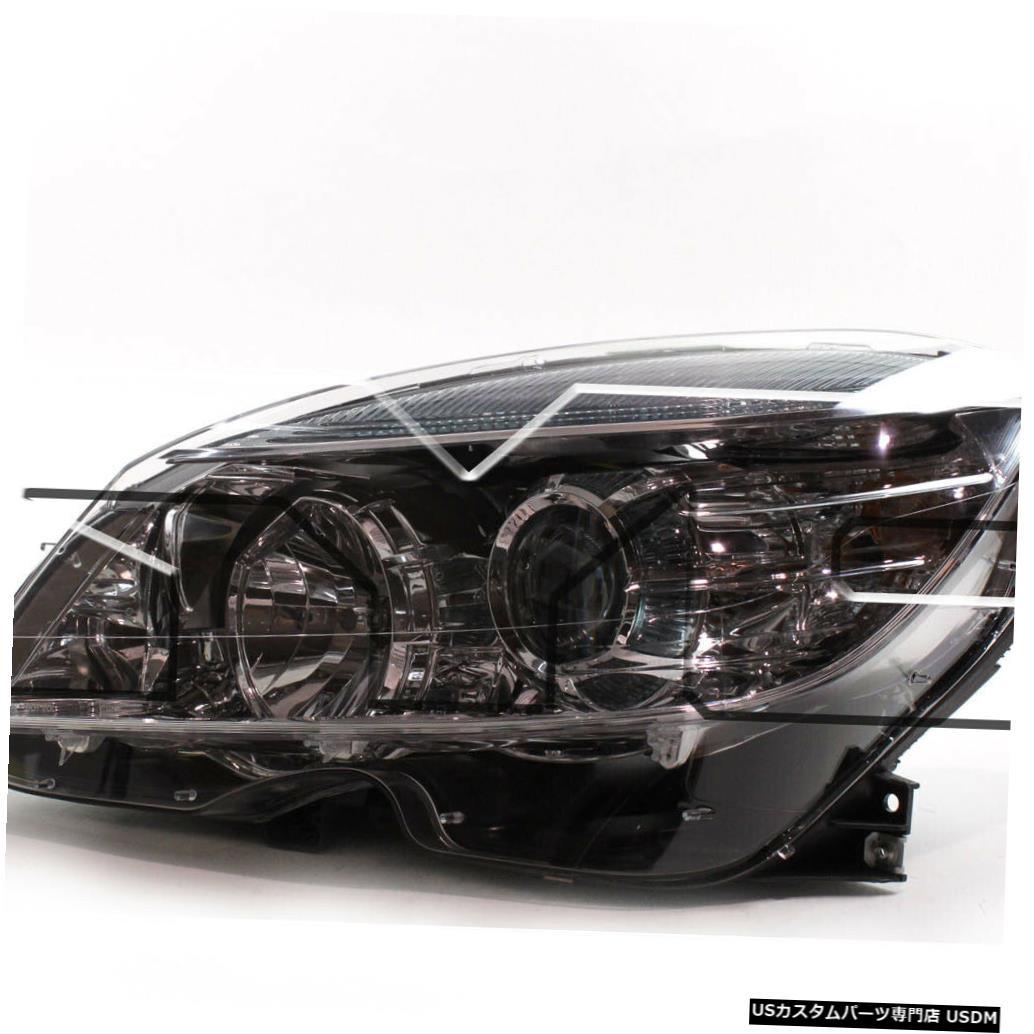 ヘッドライト 08-11メルセデスベンツCクラスハロゲンドライバーヘッドライト 08-11 Mercedes Benz C-Class Halogen Driver Headlight