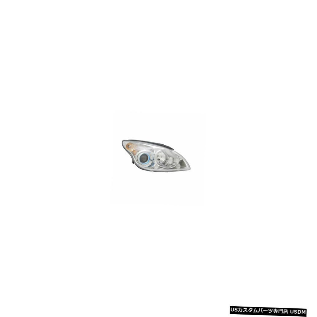 ヘッドライト 10-12ヒュンダイエラントラツーリング右乗客ヘッドライトヘッドランプNSFに適合 Fits 10-12 Hyundai Elantra Touring Right Passenger Headlight Headlamp NSF