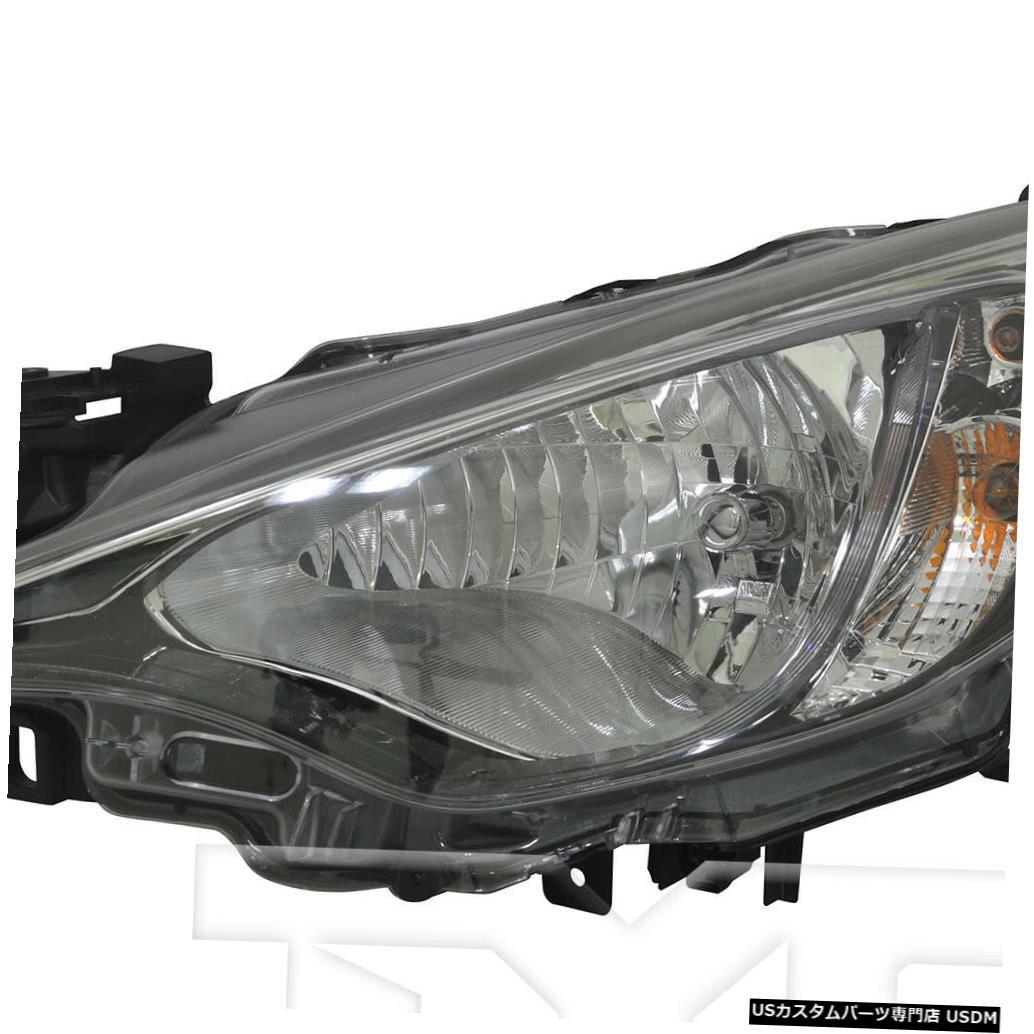 ヘッドライト 16-18トヨタヤリスiA左ドライバーヘッドライトヘッドランプNSF 16-18 Toyota Yaris iA Left Driver Headlight Headlamp NSF