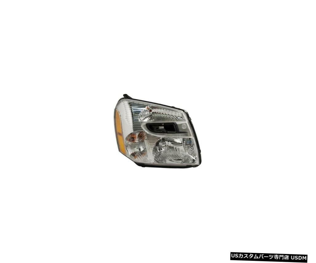 ヘッドライト 05-09シェビー・エクイノックスヘッドライトアセンブリ助手席側 05-09 Chevy Equinox Headlight Assembly Passenger Side