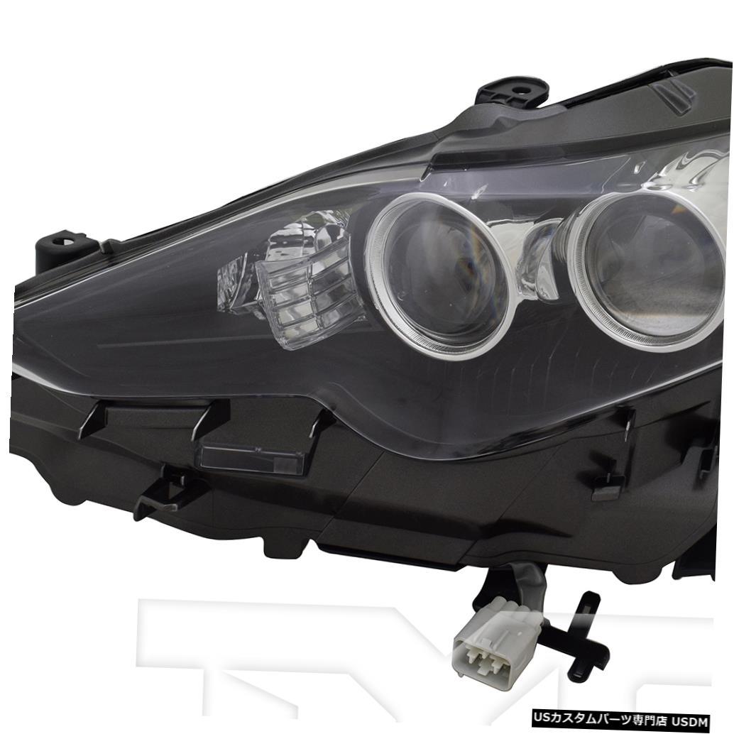 ヘッドライト 14-16レクサスIS250 / 350 LED左ドライバーヘッドライトヘッドランプCAPA 14-16 Lexus IS250/350 LED Left Driver Headlight Headlamp CAPA