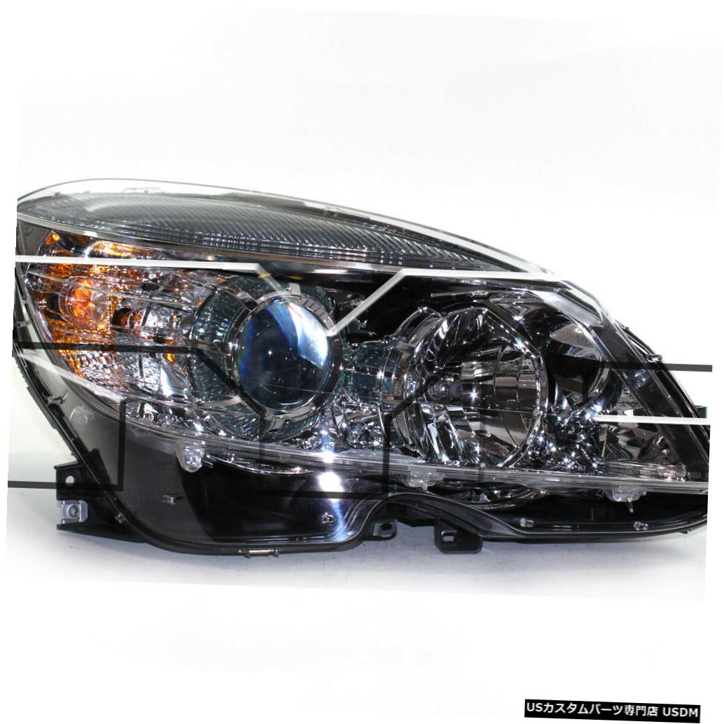 ヘッドライト 08-11メルセデスベンツCクラスハロゲン旅客ヘッドライト 08-11 Mercedes Benz C-Class Halogen Passenger Headlight