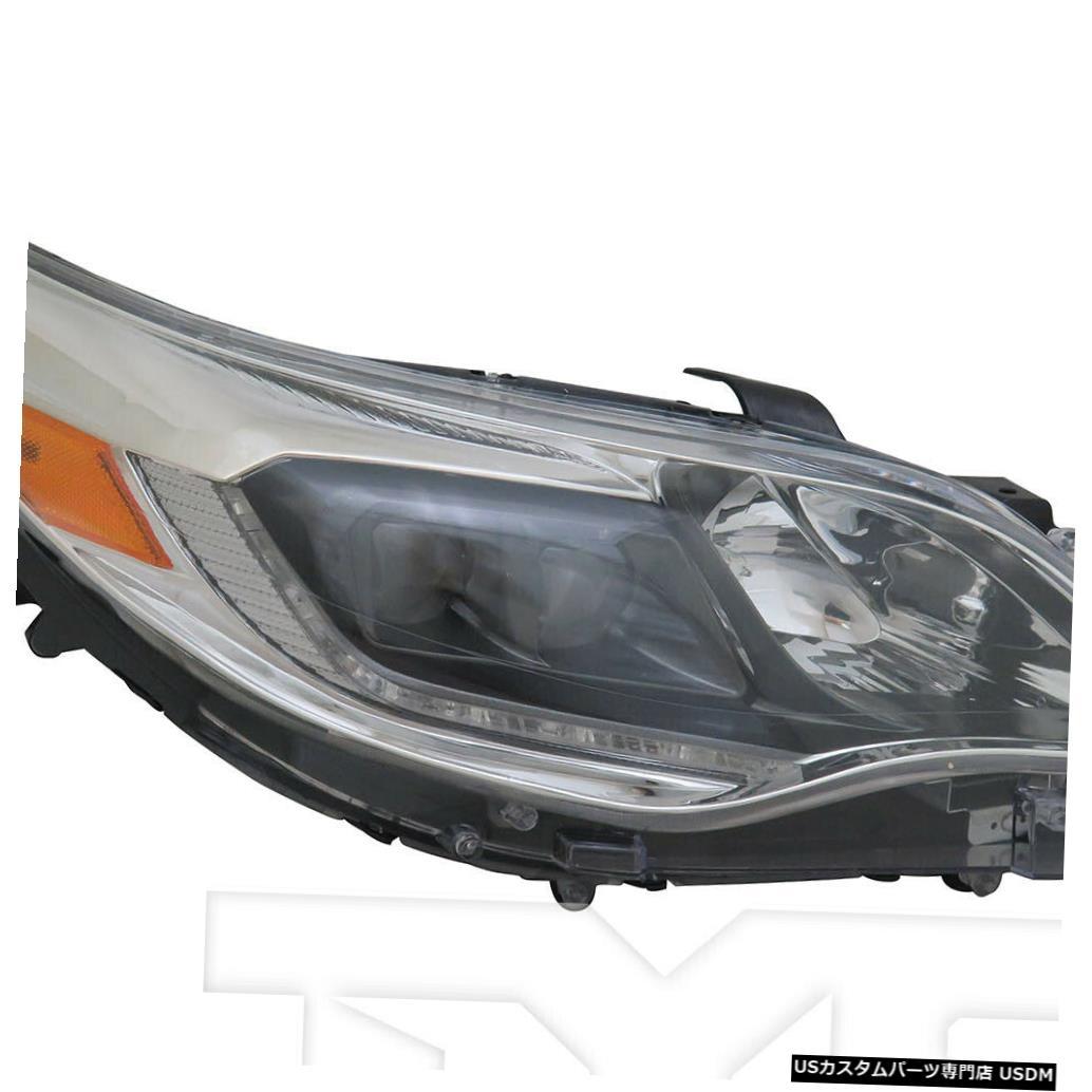 ヘッドライト 13-15トヨタアバロンHID右助手席ヘッドライトヘッドランプNSF 13-15 Toyota Avalon HID Right Passenger Headlight Headlamp NSF