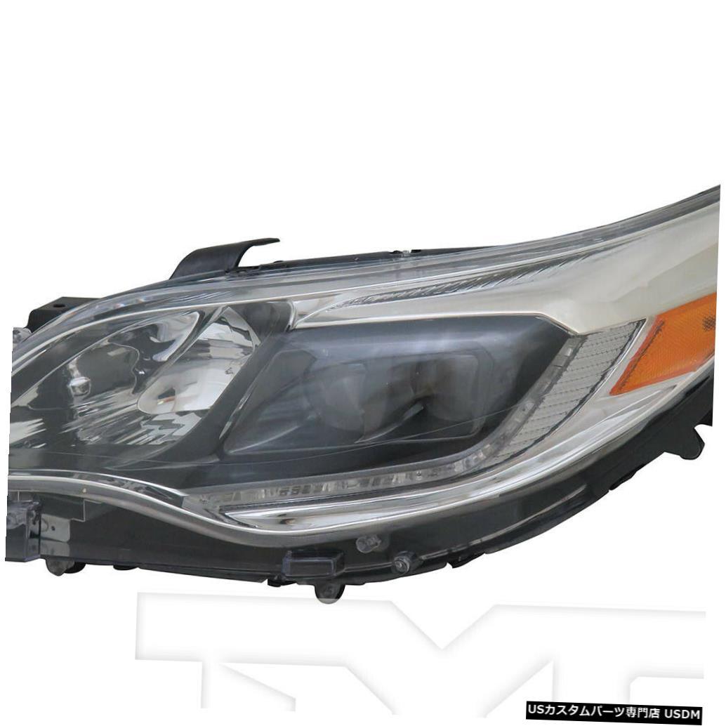 ヘッドライト 13-15トヨタアバロンHID左ドライバーヘッドライトヘッドランプNSF 13-15 Toyota Avalon HID Left Driver Headlight Headlamp NSF