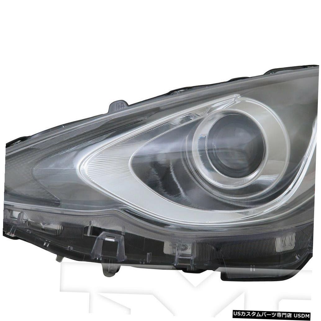 人気定番の ヘッドライト 15-17トヨタプリウスC左ドライバーヘッドライトヘッドランプNSF 15-17 Driver Toyota Prius-C Left Driver Headlight Headlamp Headlight Left NSF, イタコシ:8d5ec830 --- briefundpost.de