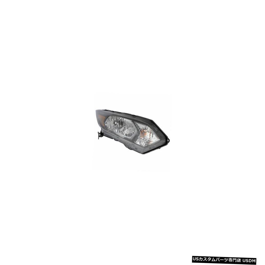 ヘッドライト 2016-2017 Honda HRV助手席右側ヘッドライトランプアセンブリ 2016-2017 Honda HRV Passenger Right Side Headlight Lamp Assembly