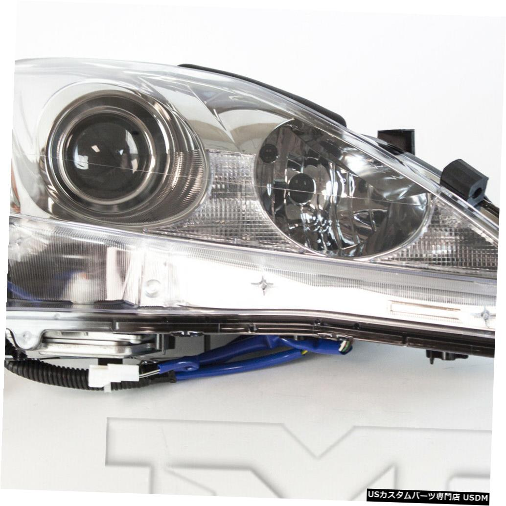 ヘッドライト 09-10レクサスIS250 / 350 HID w / AFS右助手席ヘッドライトヘッドランプNSF 09-10 Lexus IS250/350 HID w/AFS Right Passenger Headlight Headlamp NSF