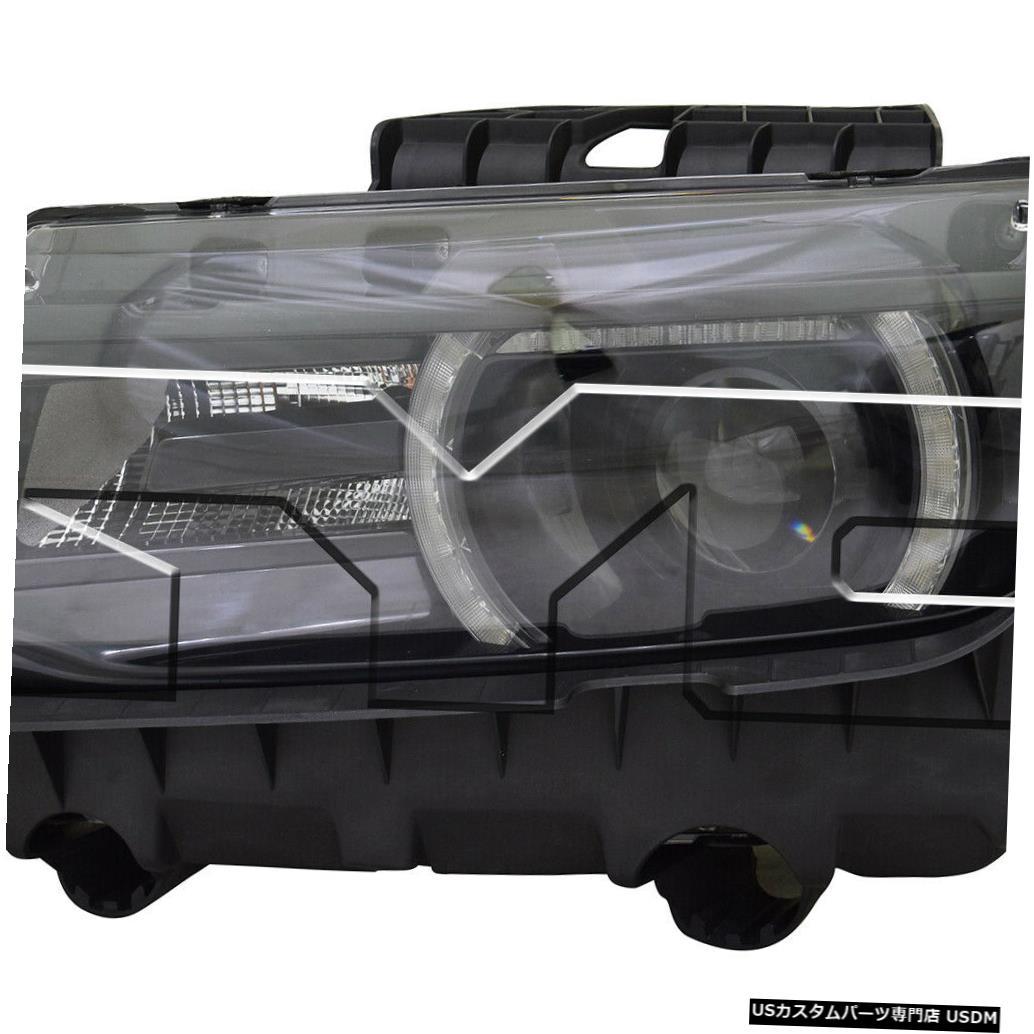 ヘッドライト 14-15シボレーカマロLT / SS w / RSパッケージHID左ドライバーヘッドライトNSF 14-15 Chevy Camaro LT/SS w/RS Package HID Left Driver Headlight NSF