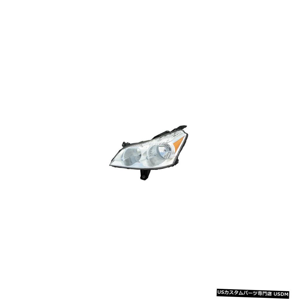 ヘッドライト 2009-2012シボレートラバースドライバー左側ヘッドライトランプアセンブリNSF 2009-2012 Chevrolet Traverse Driver Left Side Headlight Lamp Assembly NSF