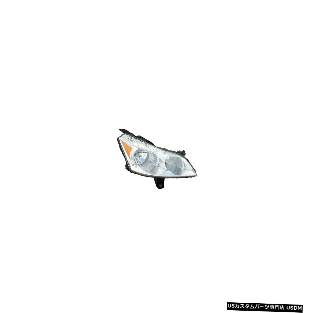 ヘッドライト 2009-2012シボレートラバースパッセンジャー右側ヘッドライトランプアセンブリNSF 2009-2012 Chevrolet Traverse Passenger Right Side Headlight Lamp Assembly NSF