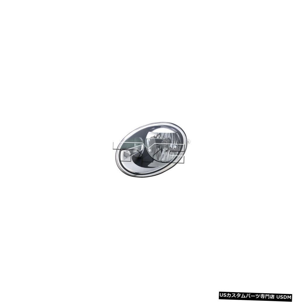 ヘッドライト 12-15フォルクスワーゲンビートルハロゲンドライバーヘッドライト 12-15 Volkswagen Beetle Halogen Driver Headlight