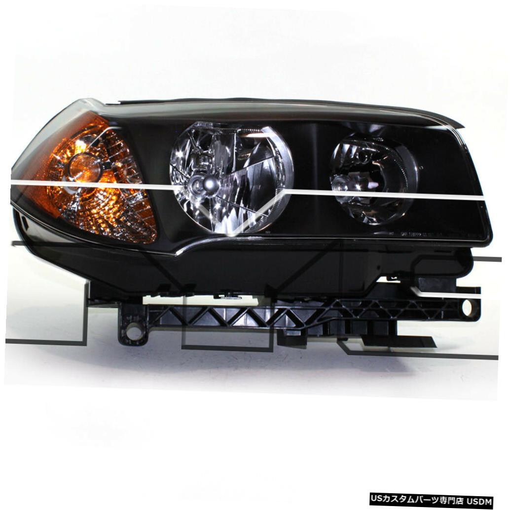 ヘッドライト 04-06 BMW X3ハロゲン右助手席ヘッドライトヘッドランプ 04-06 BMW X3 Halogen Right Passenger Headlight Headlamp
