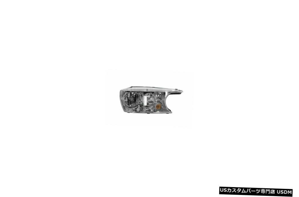 ヘッドライト 04-07ビュイックレーニアパッセンジャーヘッドライト 04-07 Buick Rainier Passenger Headlight
