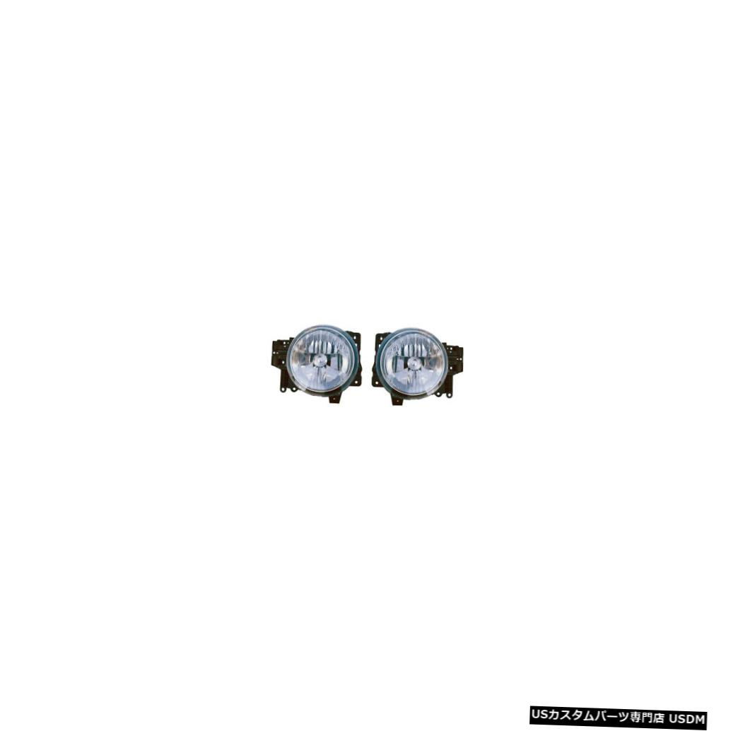新発売の ヘッドライト 2008-2014 Toyota Fj Cruiser Driver & Passenger Side Headlights Lamps Pair Set, 大割引 69f21105